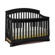Delta Silverton 4 in 1 Crib - Black at Kmart.com