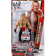 WWE Brock Lesnar (Extreme Rules 2012) - Best of Pay Per View Series Exclusive Toy Wrestling Action Figure at Kmart.com