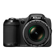 Nikon 16.1MP COOLPIX® L820 Digital Camera Black at Sears.com