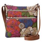 Women's Erica Crossbody Handbag - Floral