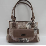 Laura Scott Women's Pebbled Satchel at Sears.com