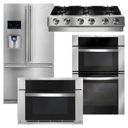 Electrolux ICON Designer Series Kitchen Suite Bundle ...
