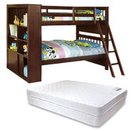 Venetian Worldwide�BunkBeds with Mattress Bundles    ...