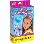 Creativity for Kids by Faber-Castell Creativity For Kids Activity Kits Fashion Headbands (makes 10) at Kmart.com