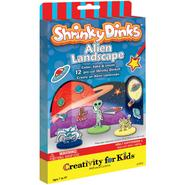 Creativity for Kids by Faber-Castell Creativity For Kids Activity Kits Shrinky Dinks Aliens (makes 12) at Kmart.com