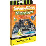 Creativity for Kids by Faber-Castell Creativity For Kids Activity Kits Shrinky Dinks Monsters (makes 12) at Kmart.com