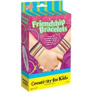 Creativity for Kids by Faber-Castell Creativity For Kids Activity Kits Friendship Bracelets (makes 12) at Kmart.com