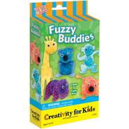 Creativity for Kids by Faber-Castell Creativity For Kids Activity Kits Fuzzy Buddies (makes 5) at Kmart.com