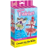 Creativity for Kids by Faber-Castell Creativity For Kids Activity Kits Sweet Fairies (makes 2) at Kmart.com