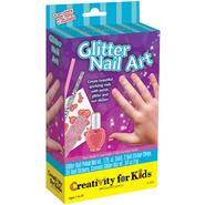 Creativity for Kids by Faber-Castell Creativity For Kids Activity Kits Glitter Nail Art at Kmart.com