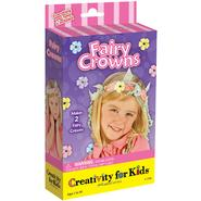 Creativity for Kids by Faber-Castell Creativity For Kids Activity Kits Fairy Crowns (makes 2) at Kmart.com
