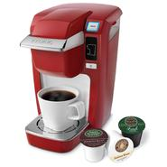 Keurig K10 Mini Plus Brewer Red at Sears.com