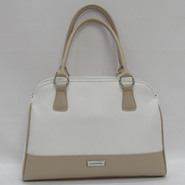 Laura Scott Women's Two-Tone Handbag at Sears.com