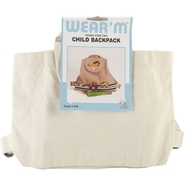 "Child Backpack 10""X9""X1"" Natural at Kmart.com"