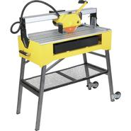 QEP 24 in. Bridge Tile Saw with Water System, 1-1/2 HP Motor, 8 in. Diamond Blade, Laser Guide and Stand at Sears.com