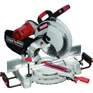 Craftsman 12 INCH DUAL BEVEL COMPOUND MITER SAW at Craftsman.com