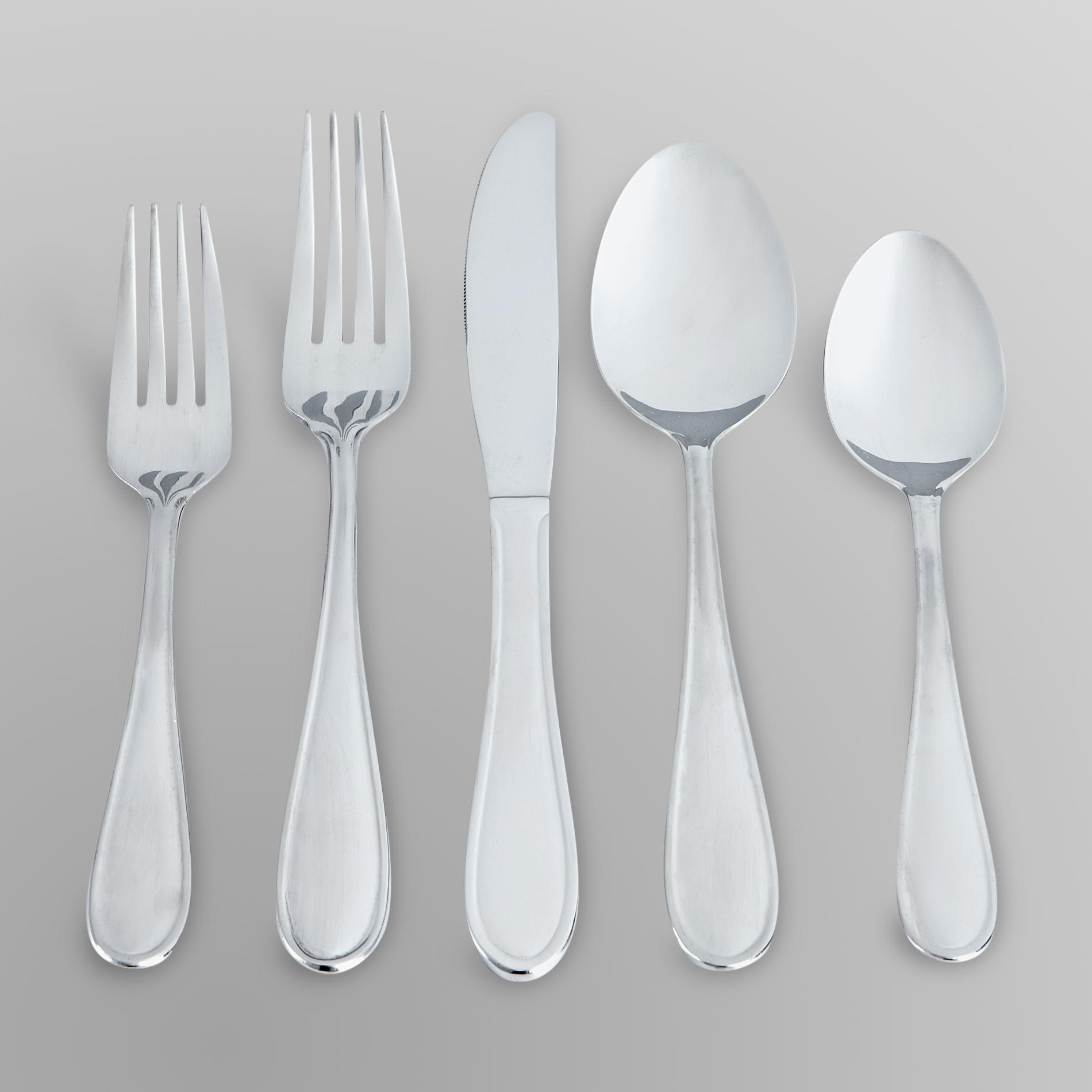 20-Pc. Flatware Set - Ardsley