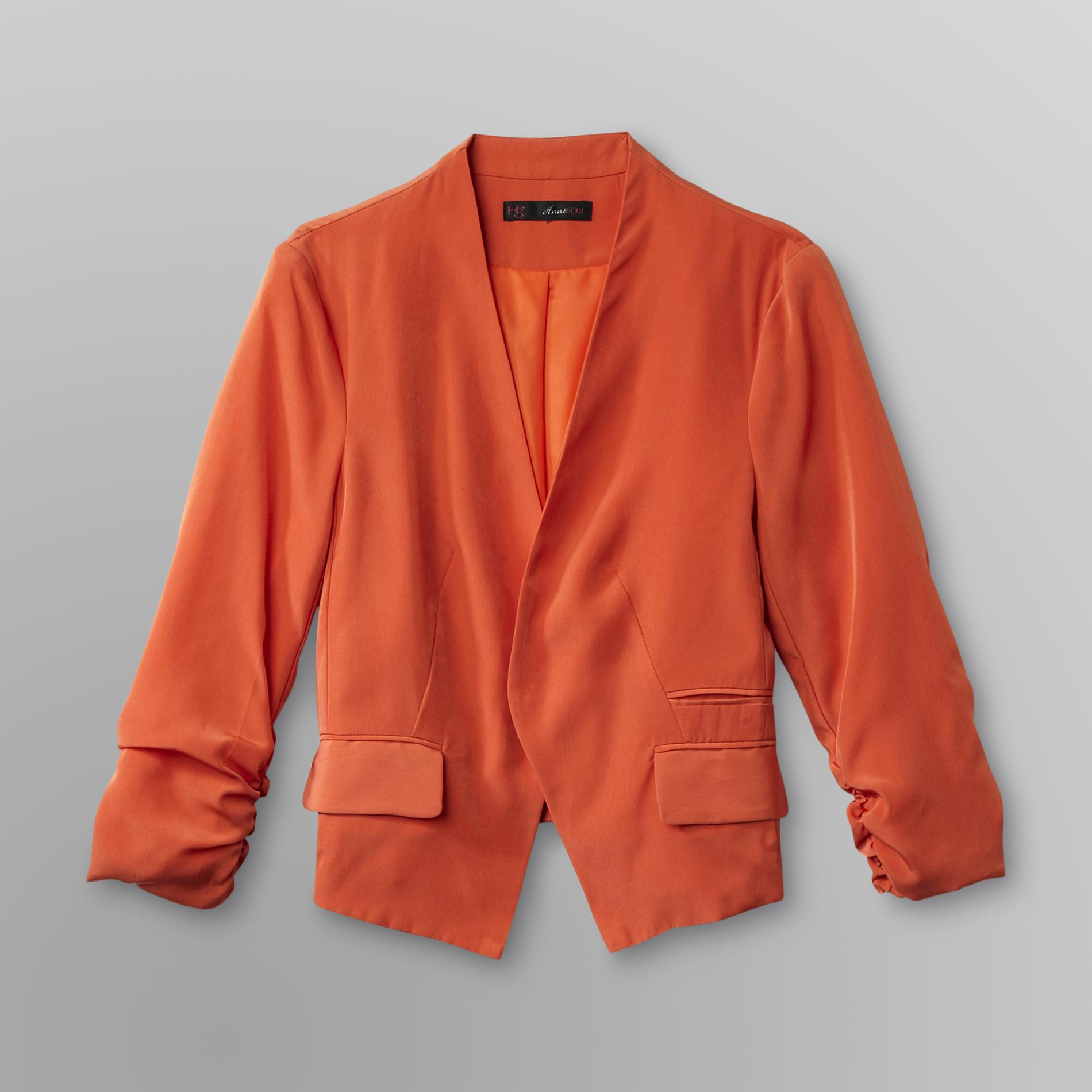Heart Soul Junior's Ruched Blazer at Sears.com