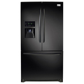 25.8 cu. ft. French-Door Bottom-Freezer Refrigerator Black