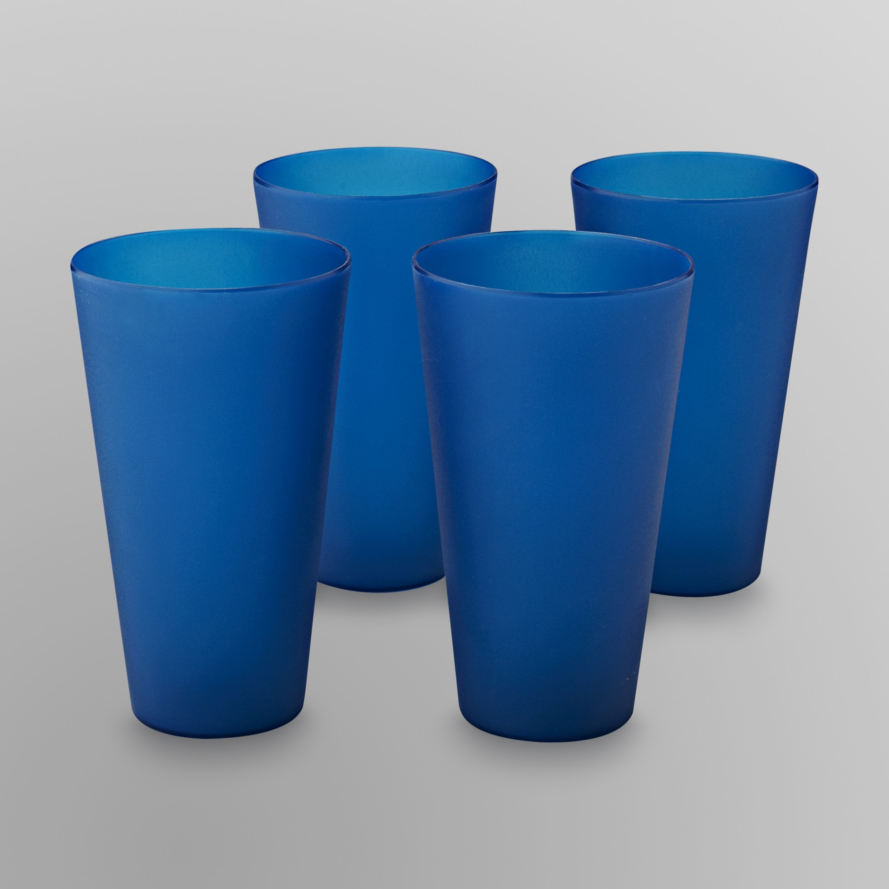 Essential Home 4 Pack Plastic Tumblers | Shop Your Way: Online Shopping U0026  Earn Points On Tools, Appliances, Electronics U0026 More