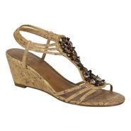 Jaclyn Smith Women's Dress Shoe Rimini - Cork at Kmart.com