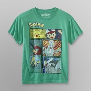 Nintendo Pokemon Boy's Graphic T-Shirt at Sears.com