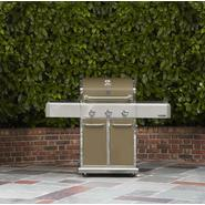 Kenmore Elite 3-Burner Dual-Fuel Champagne Gas Grill at Kmart.com