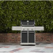 Kenmore Elite 3 Burner Dual Fuel Carbon Grey Metallic Gas Grill at Kmart.com
