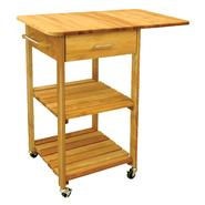 Catskill Drop Leaf Two Shelved Cart at Sears.com