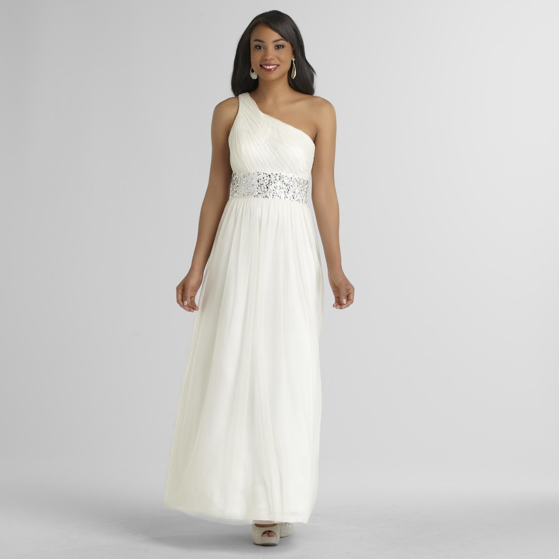 Morgan Junior's Beaded Prom Gown at Kmart.com