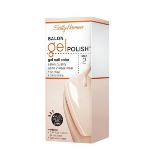 Salon Pro Gel Nail Polish Sheer Ecstasy