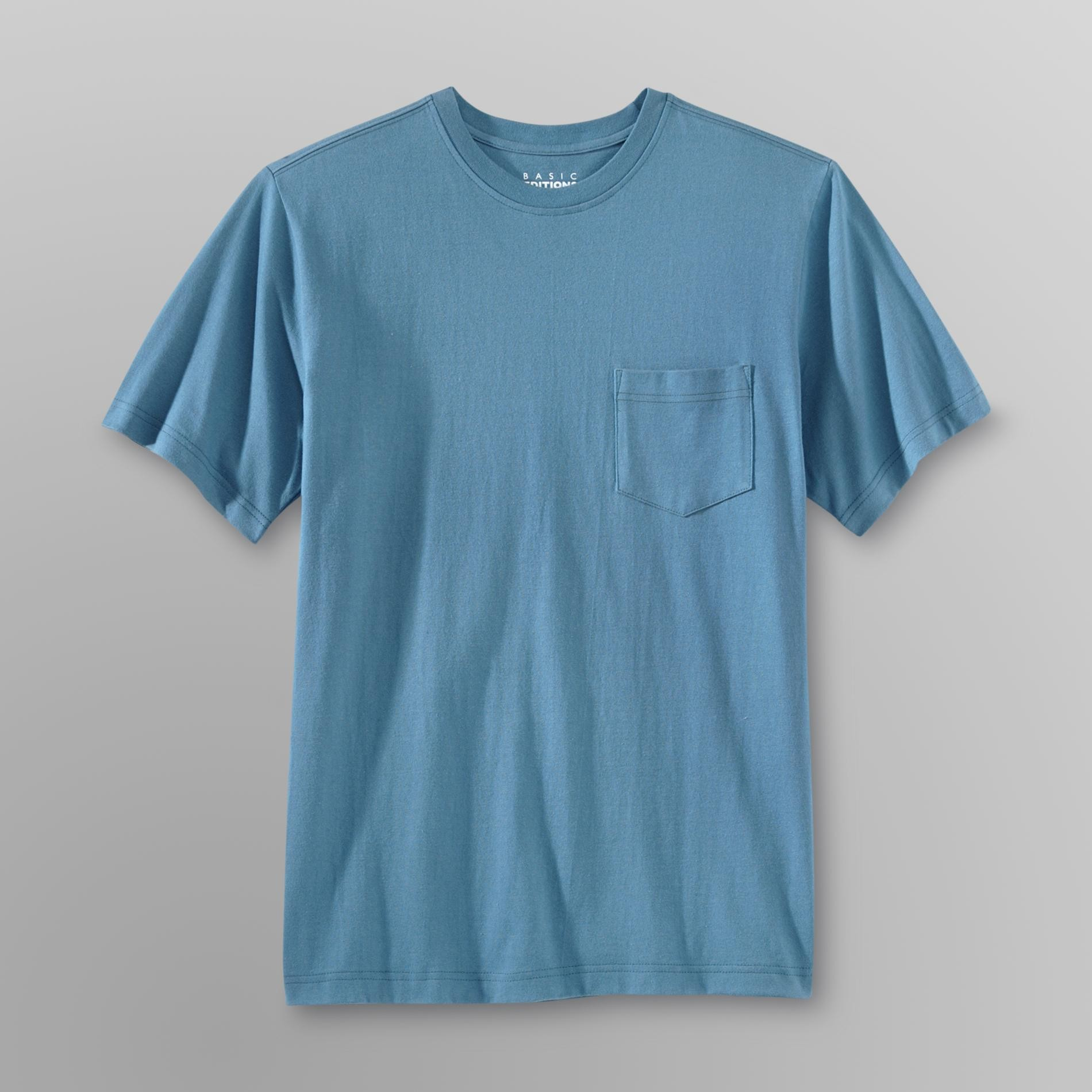 Basic Editions Men's Big & Tall T-Shirt - Crew at Kmart.com