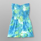 Dream Out Loud by Selena Gomez Junior's Romper - Tie-Dye at mygofer.com