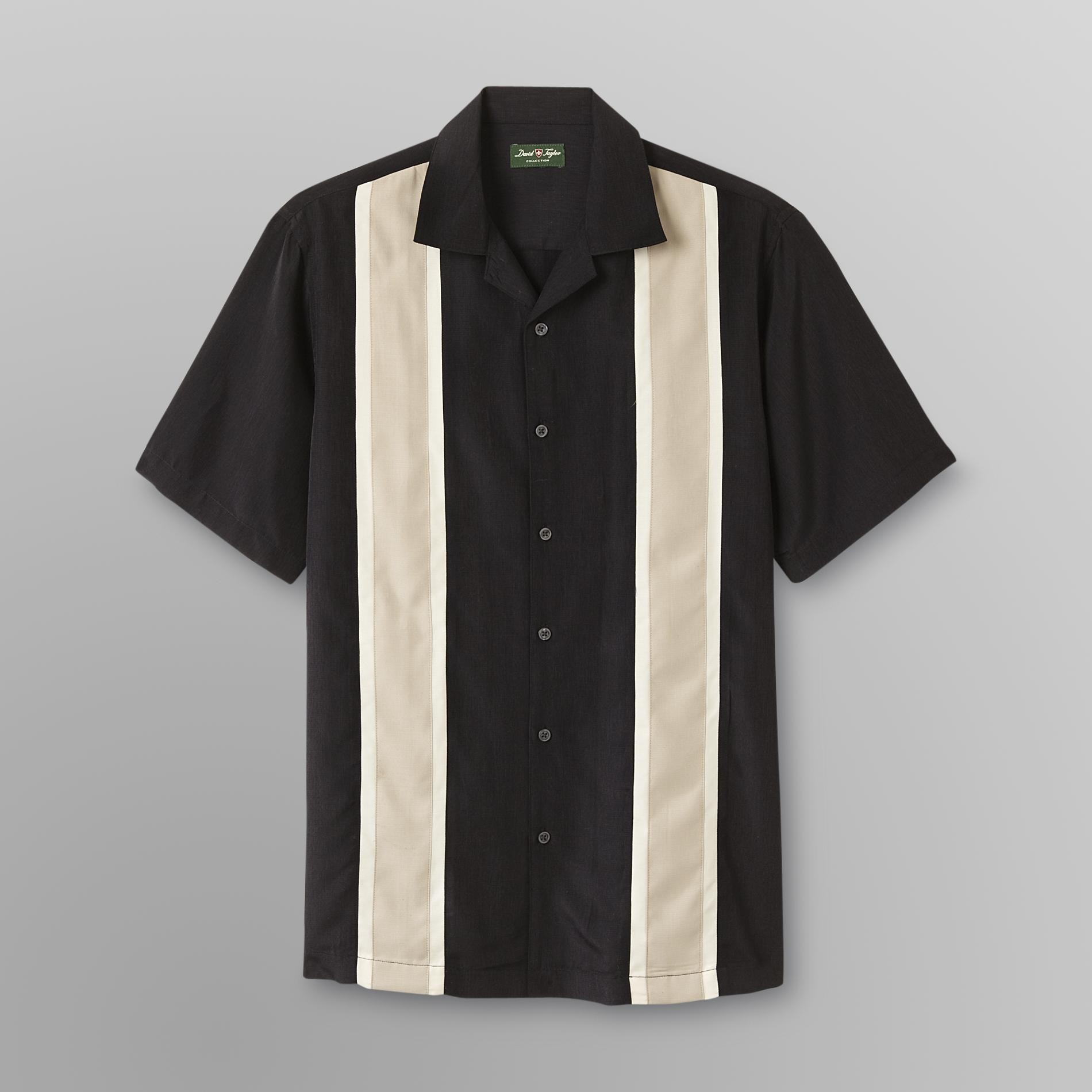 David Taylor Men's Big & Tall Camp Shirt at Kmart.com