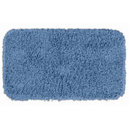 Garland Rug Jazz 30 in. x 50 in. Shaggy Washable Nylon Rug Basin Blue at Kmart.com