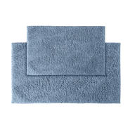 Garland Rug Queen Cotton Washable Rug 2 Piece Rug Set Sky Blue at Kmart.com