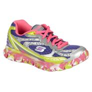 Skechers Girl's Sneaker Confetti Color - Purple/Multi at Sears.com