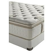 Stearns & Foster Lois II Plush Euro Pillowtop Twin Extra Long Mattress Only at Sears.com