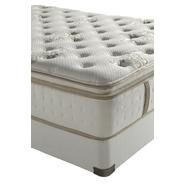 Stearns & Foster Lois Plush Euro Pillowtop Queen Mattress Set at Sears.com