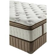 Stearns & Foster Estate Angie II Firm Euro Pillowtop Q...