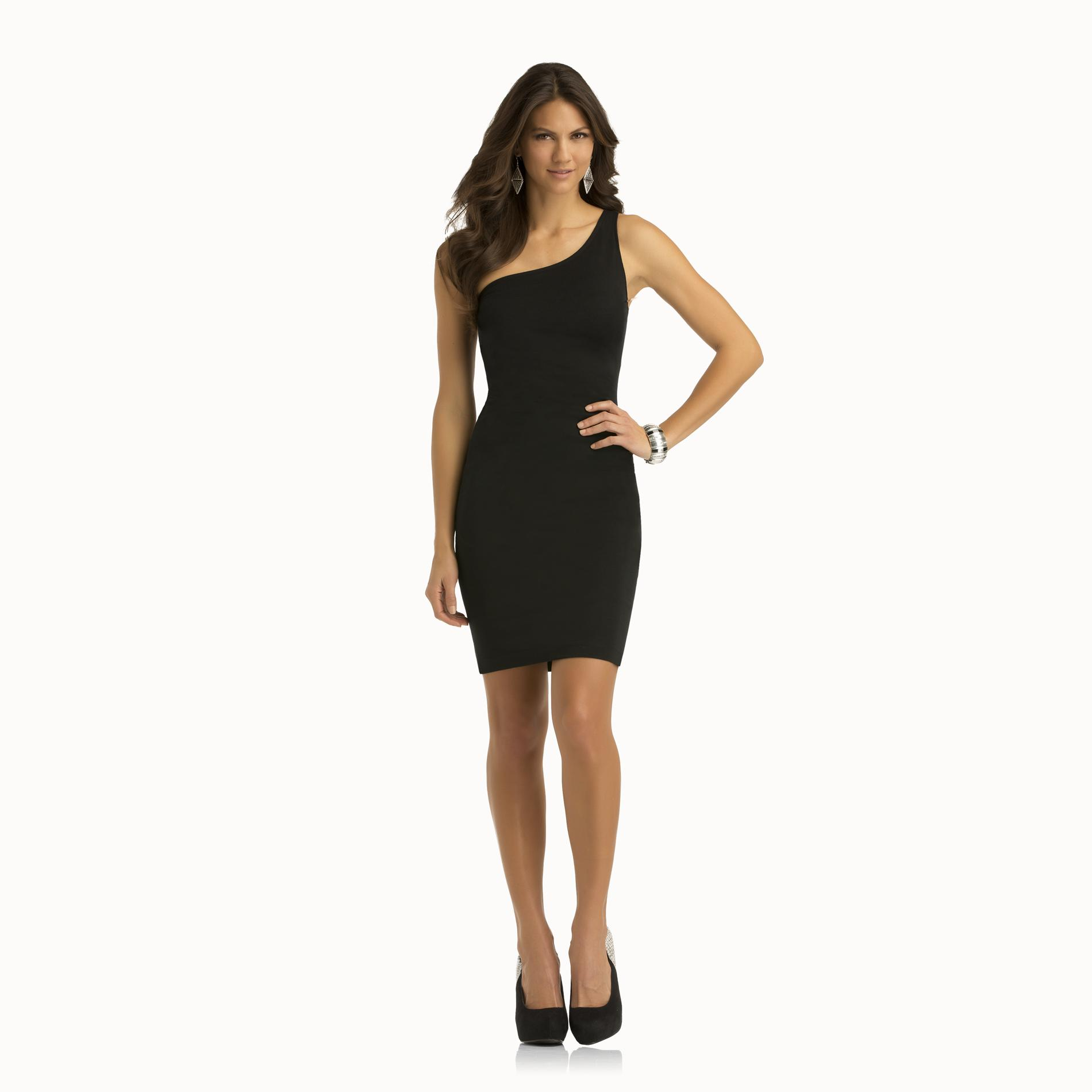 Kardashian Kollection Women's One Shoulder Dress at Sears.com