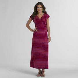 Route 66 Women's Crochet Back Maxi Dress at Kmart.com