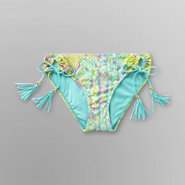 Bongo Junior's Bikini Bottoms - Snakeskin Print at Kmart.com