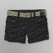 Bongo Junior's Belted Shirred Shorts at Kmart.com