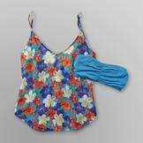 Dream Out Loud by Selena Gomez Junior's Bandeau & Cami - Floral at mygofer.com