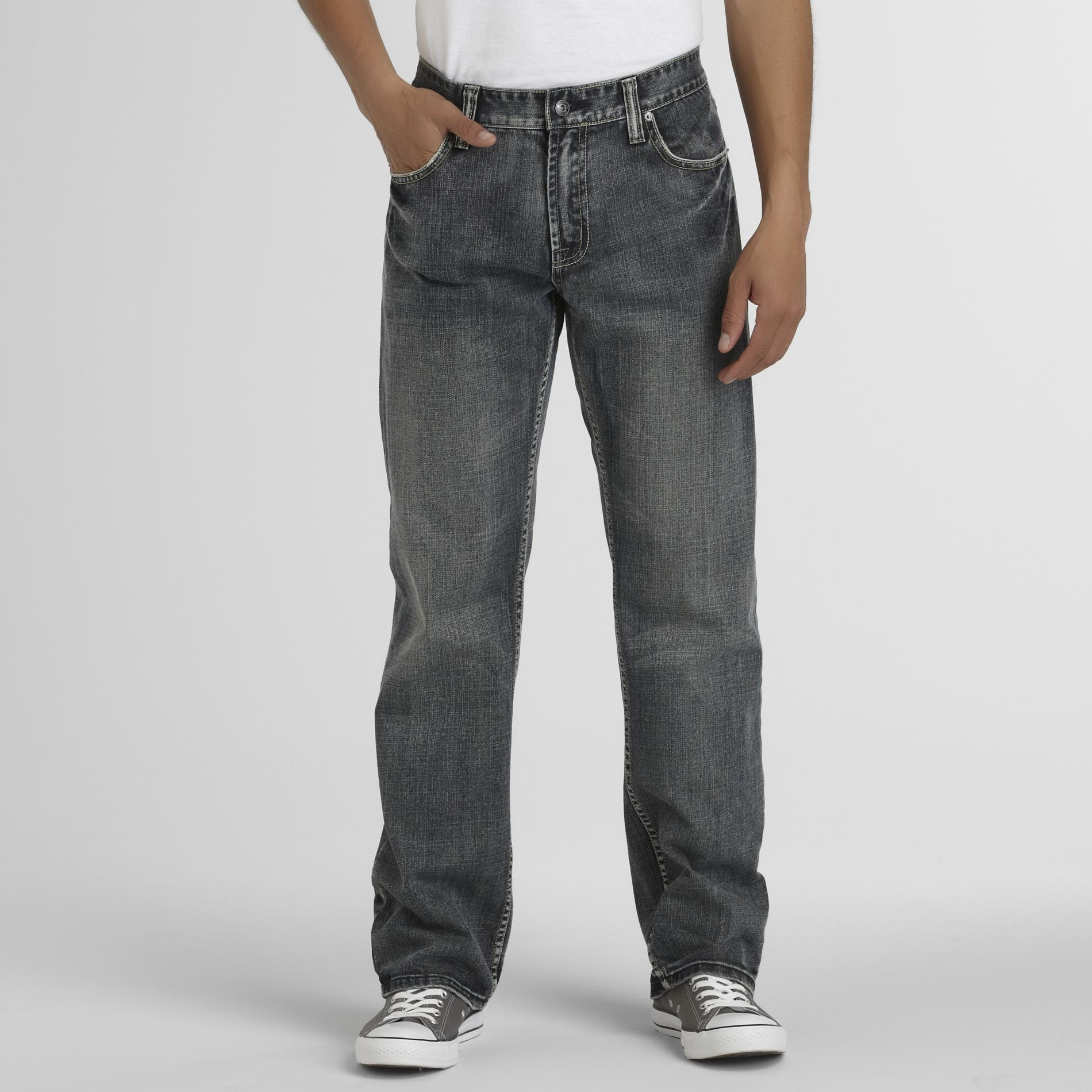 Route 66 Men's Straight-Leg Jeans at Kmart.com