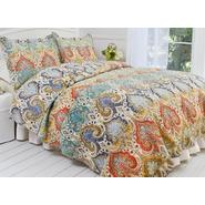 Hedaya Home Fashions Genoa Quilt Set at Kmart.com