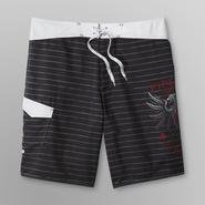 Joe Boxer Men's Board Shorts - Stripes at Kmart.com