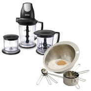 Ninja QB1004 Master Prep Pro Food & Drink Mixer & Mix...