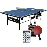 Prince Challenger Ping Pong Table with Racket & Ball Set Bundle at Sears.com